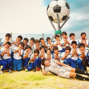 U-12 霧島国分夏祭りサッカー大会