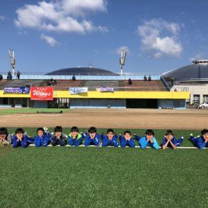 U-12選手権大会 2日目