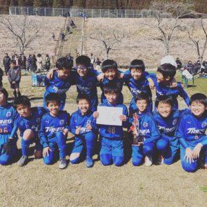 U-11.10ソレッソ中津江フェスティバル