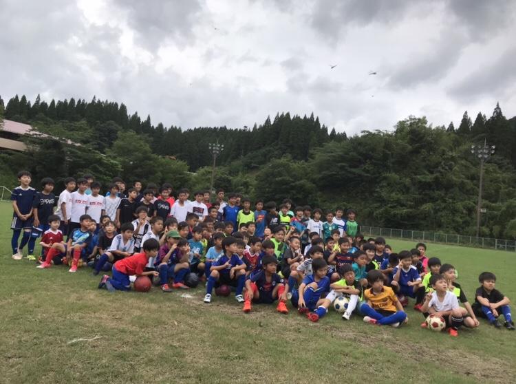 キッズ合宿1日目 | ソレッソ熊本 | 熊本のサッカークラブ