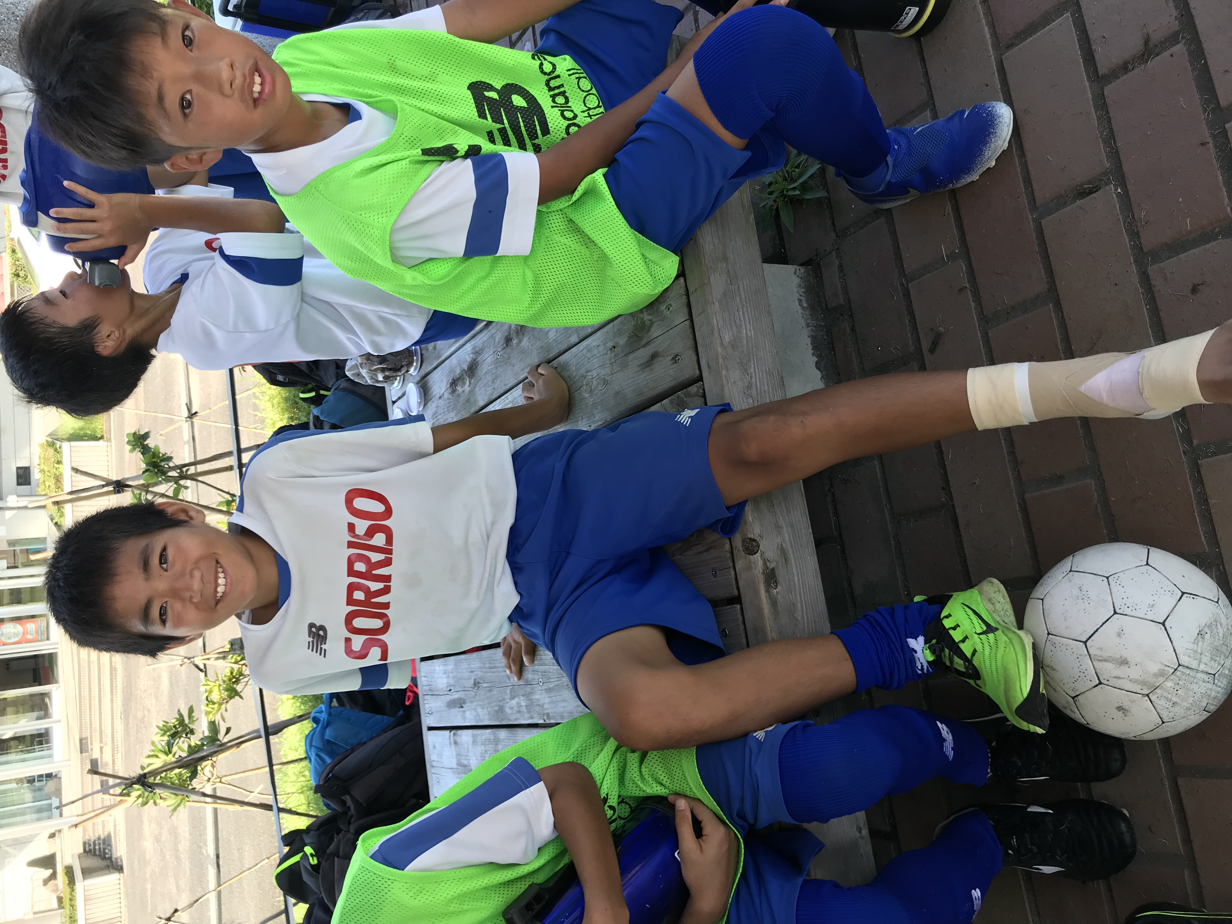 安心 | ソレッソ熊本 | 熊本のサッカークラブ