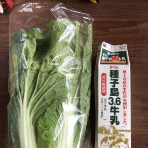 白菜のはなーし